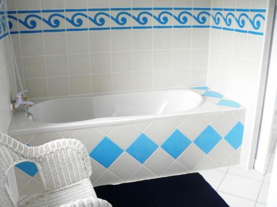 salle de bain marine