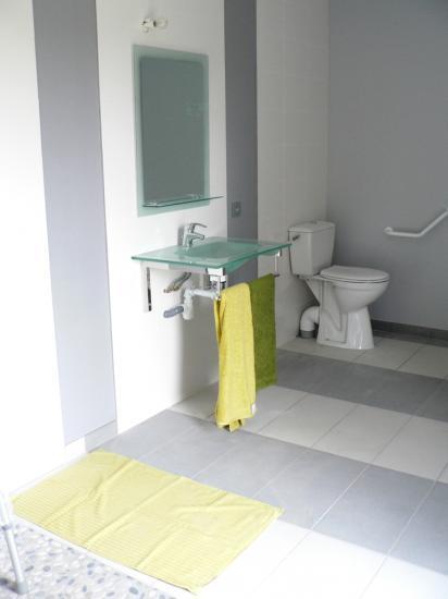 salle d'eau panorama
